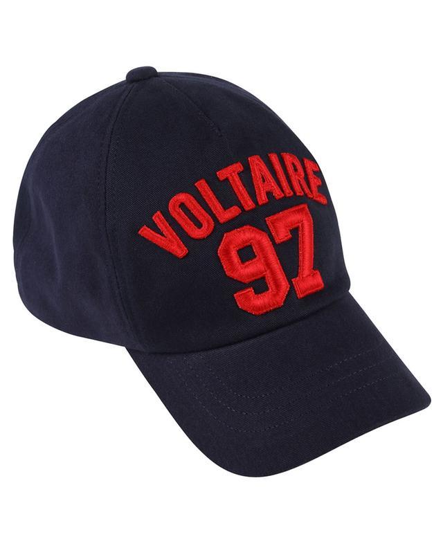 Casquette en coton Voltaire 97 ZADIG & VOLTAIRE