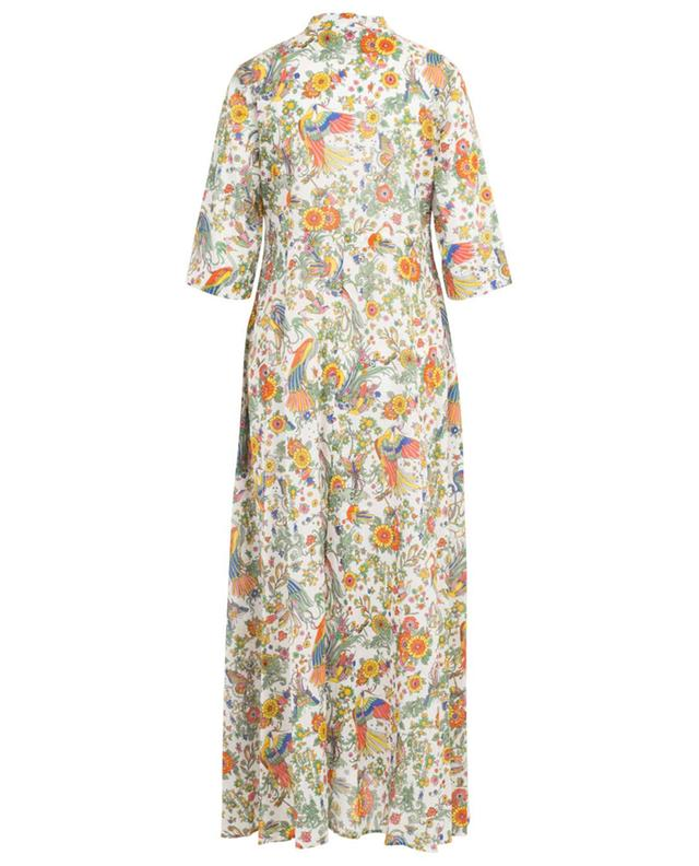 Promised Land printed beach dress TORY BURCH