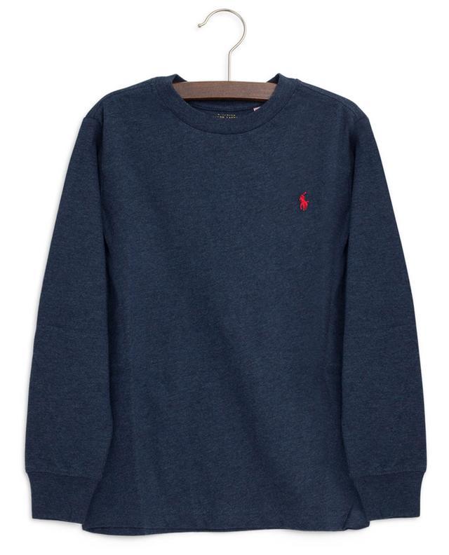 Long-sleeved cotton T-shirt POLO RALPH LAUREN