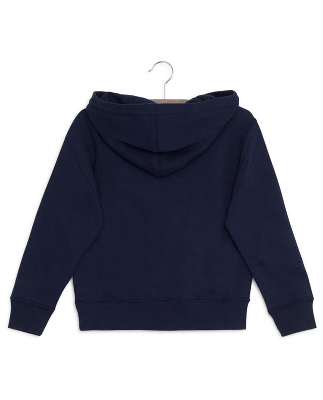 Pony embroidered hooded sweatshirt POLO RALPH LAUREN