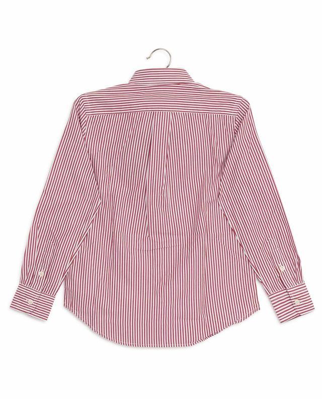 Stripped cotton shirt POLO RALPH LAUREN