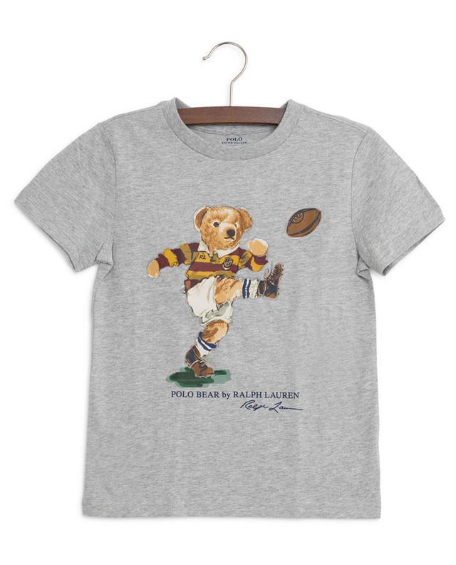 Baumwoll-T-Shirt mit Print Polo Bear POLO RALPH LAUREN