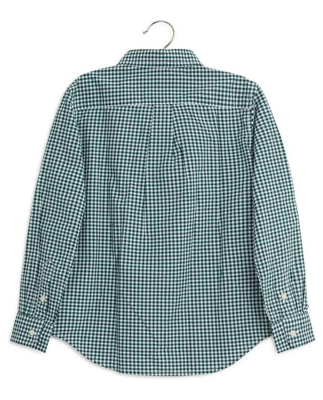 Gingham cotton shirt POLO RALPH LAUREN