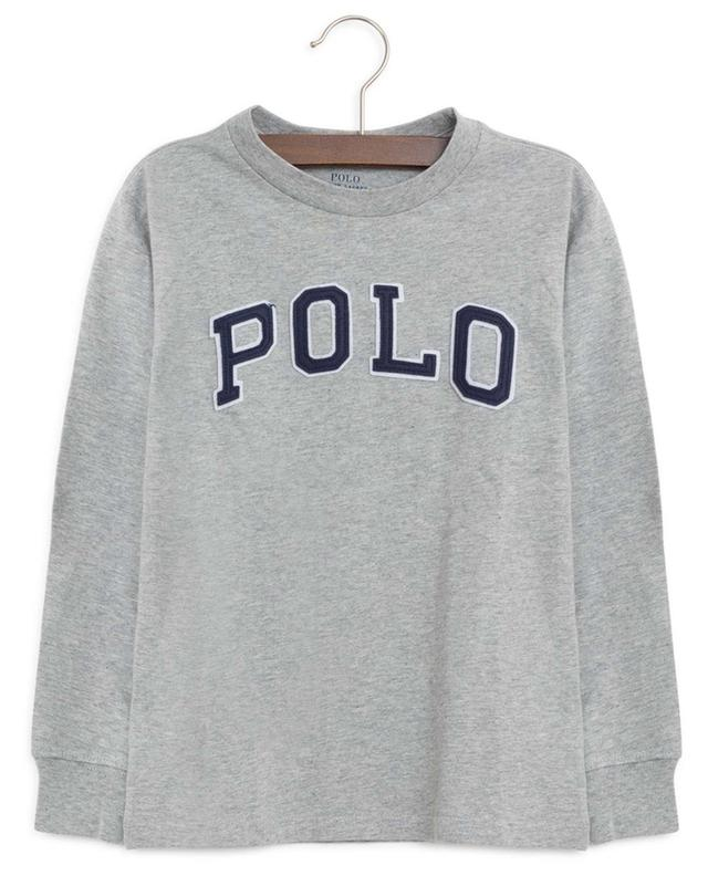 Polo long-sleeved cotton T-shirt POLO RALPH LAUREN