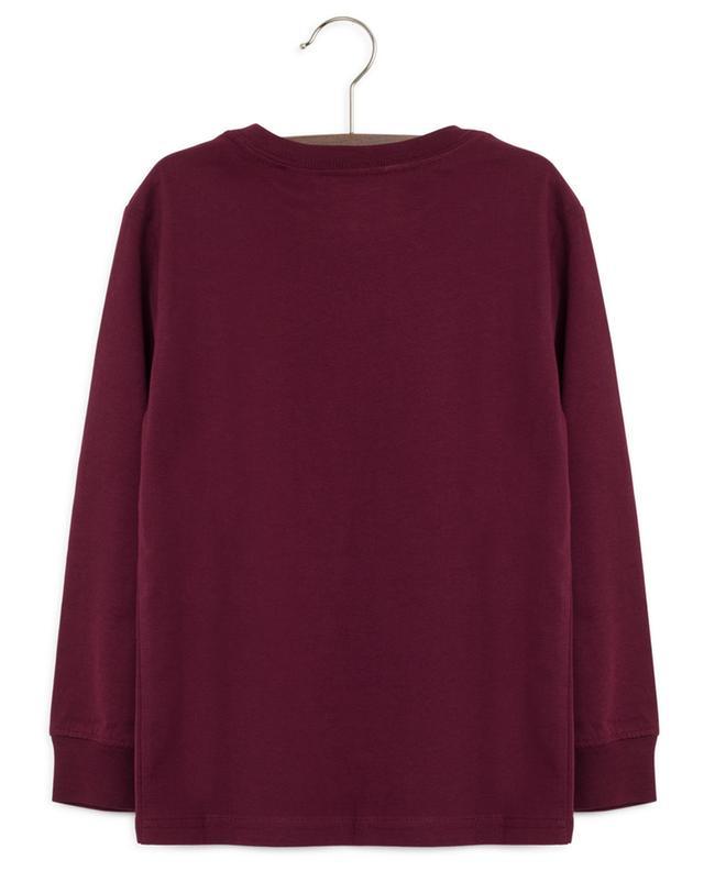 T-shirt en coton à manches longues POLO RALPH LAUREN