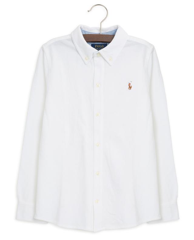 Piqué cotton shirt POLO RALPH LAUREN