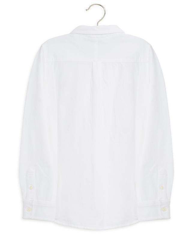 Hemd aus Baumwollpiqué POLO RALPH LAUREN