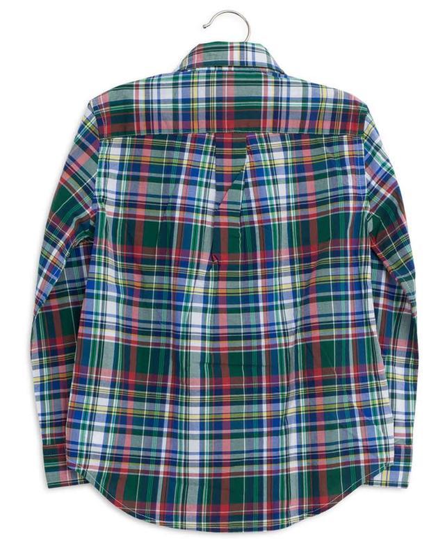 Chemise à carreaux en coton POLO RALPH LAUREN
