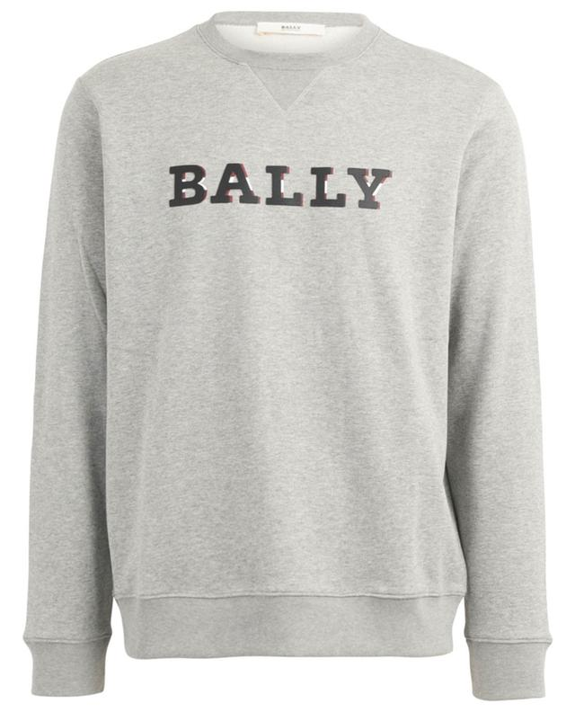 Sweat-shirt imprimé logo détail Bally Stripe BALLY