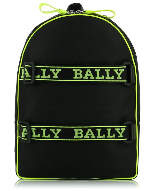 CHLIP nylon backpack mit nylon backpacks BALLY