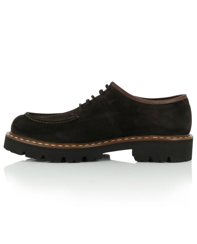 Derbies à lacets en daim Lyndon BALLY