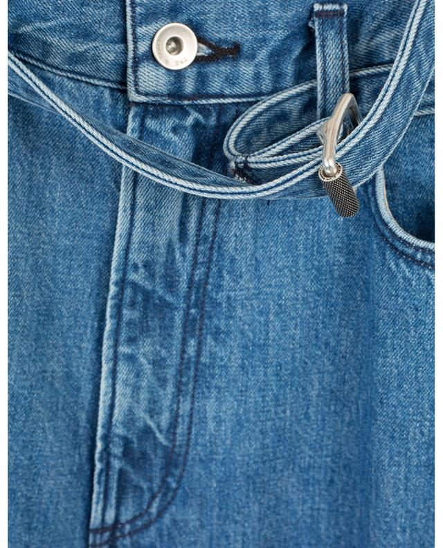 Jean taille haute Paper Bag Bluegrass RAG&BONE JEANS