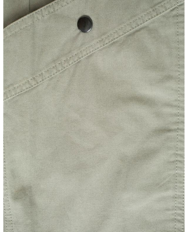 Weite Hose im Cargo-Look aus Baumwolle Zayna ISABEL MARANT ETOILE