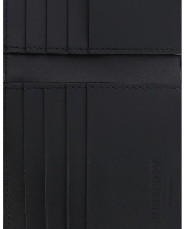 Portefeuille en cuir Monogram International Bifold BURBERRY