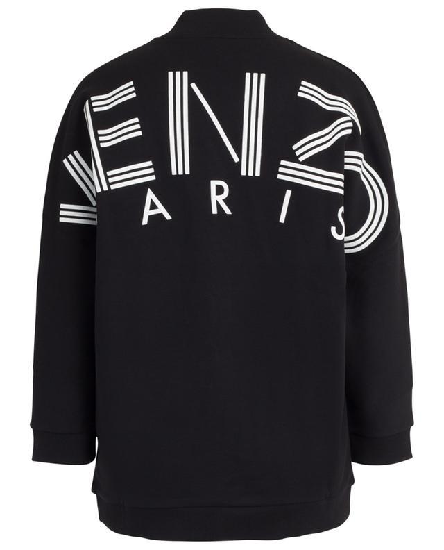 Sweatshirt mit V-Ausschnitt Kenzo Sport KENZO