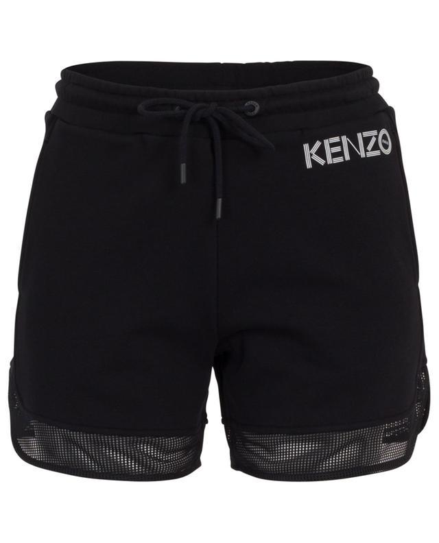 Short en coton molletonné Kenzo Sport KENZO