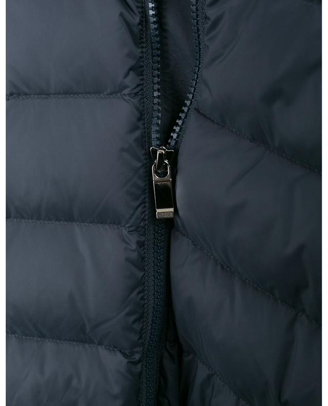 Padded knit jacket Z ZEGNA