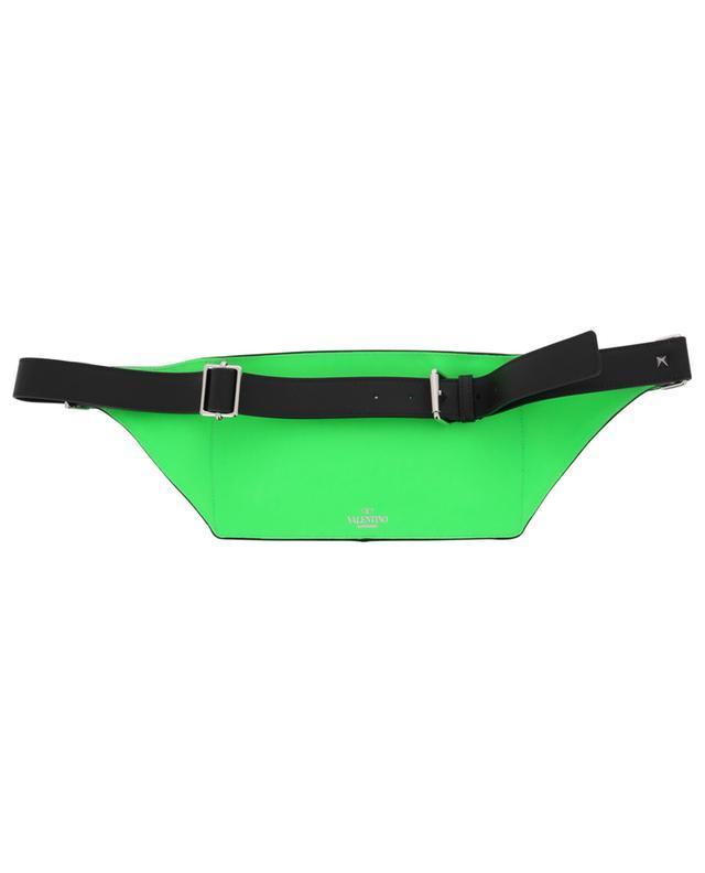 VLTN fluorescent leather belt bag VALENTINO