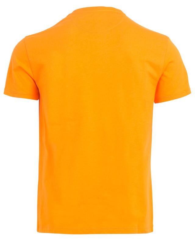 T-shirt en jersey fluo imprimé VLTN VALENTINO