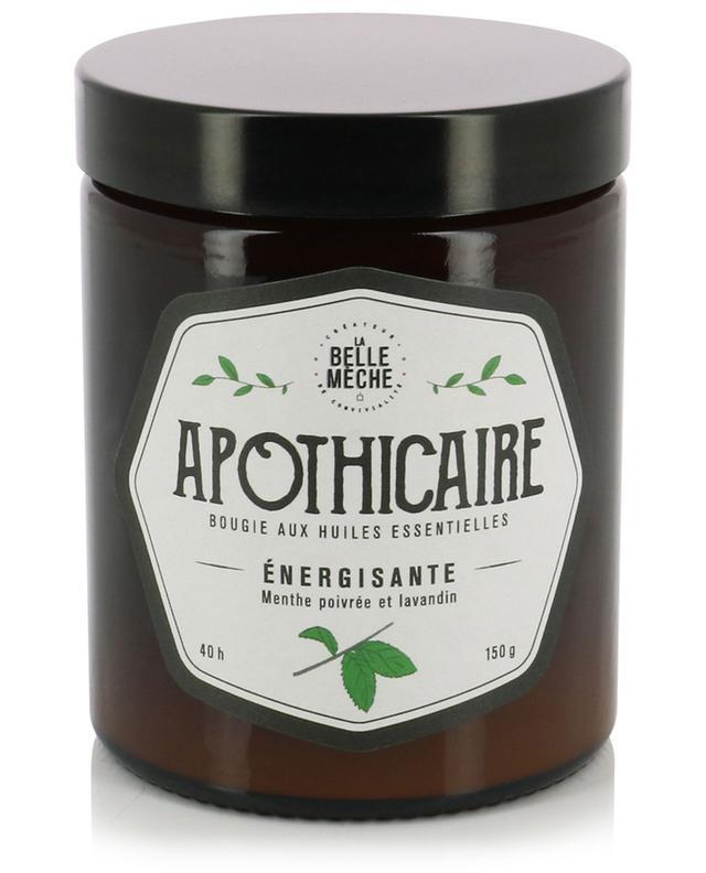 Apothicaire Énergistante essential oil candle LA BELLE MECHE