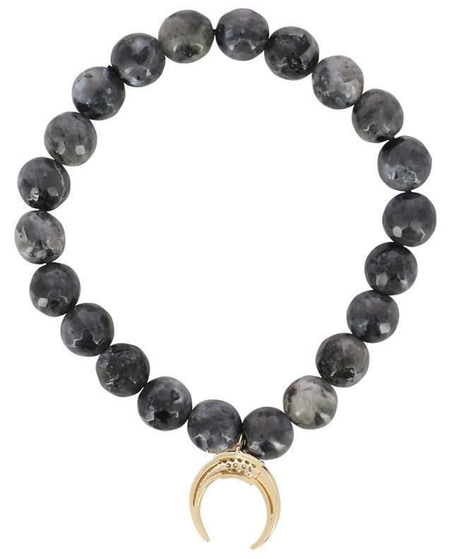 Golden moon charm bracelet MOON C° PARIS