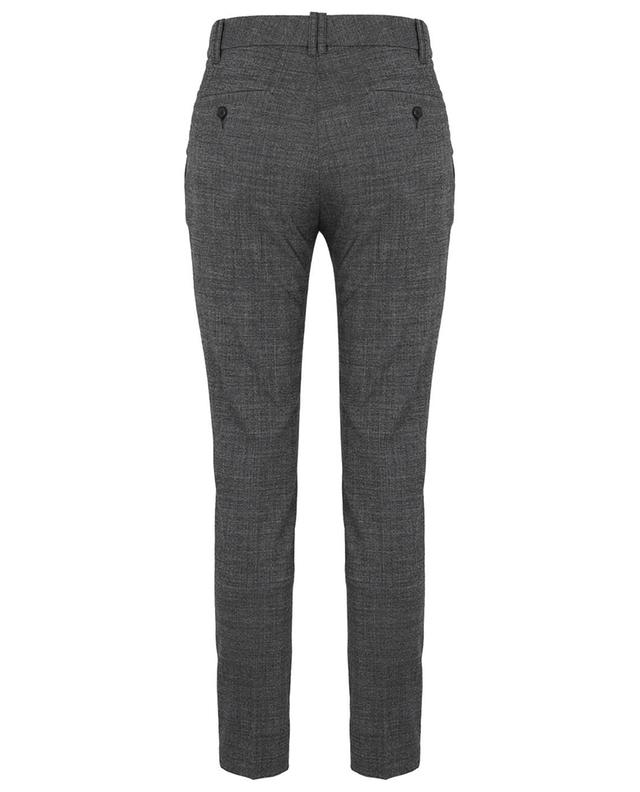 Skinny fit trousers in tweed BARBARA BUI