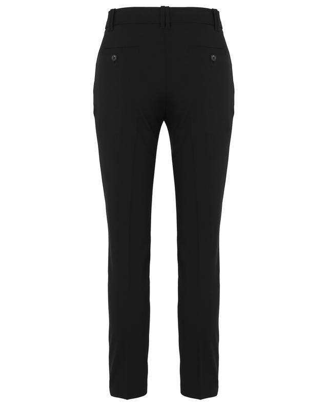 Verkürzte Skinny-Fit-Hose aus Wolle BARBARA BUI