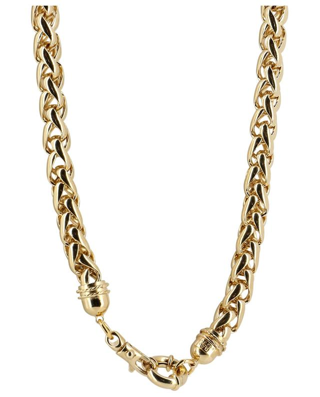 Alexi chunky golden necklace GAS BIJOUX