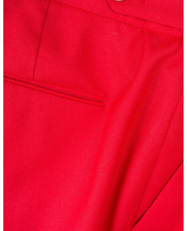 Andrea virgin wool cigarette trousers PT TORINO