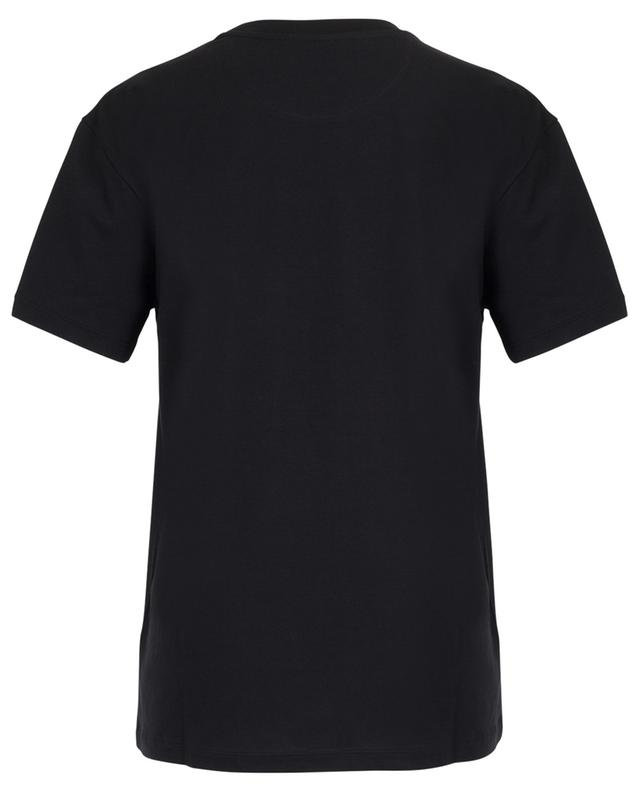 T-shirt boyfriend imprimé logo VLTN VALENTINO
