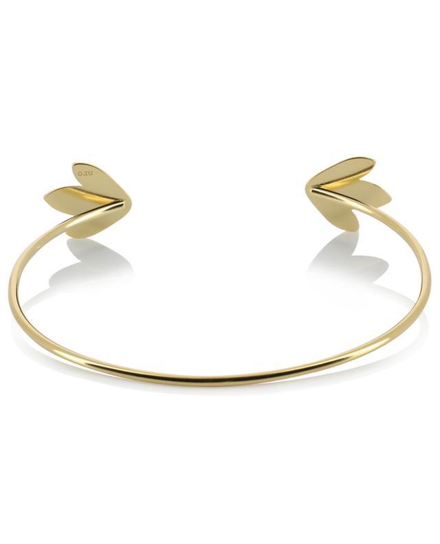 Feiner Armreif aus goldenem Metall Daniele UN CHIC FOU
