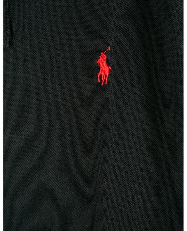 Polo à manches courtes en coton piqué logo Pony POLO RALPH LAUREN