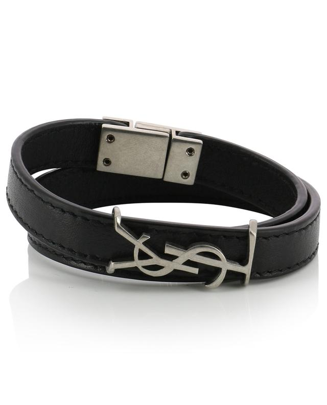 Opyum Double Wrap double bracelet SAINT LAURENT PARIS