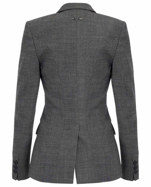 Fitted single breasted wool blazer BARBARA BUI