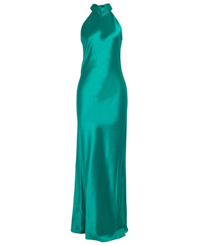 Robe longue en satin Sienna GALVAN LONDON