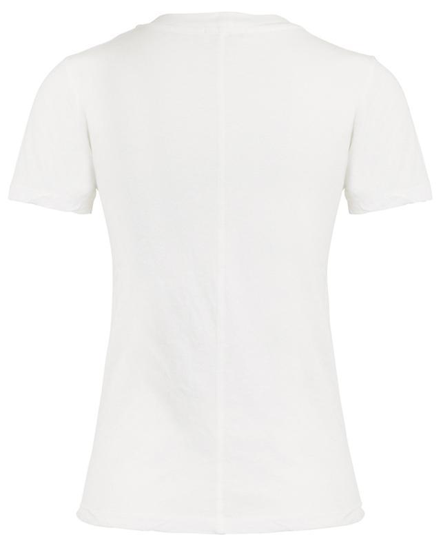 T-Shirt aus Baumwolle Gami AMERICAN VINTAGE