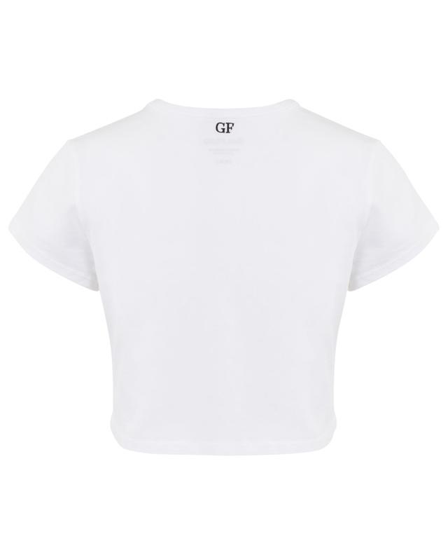 T-shirt raccourci Little Cropped GRLFRND