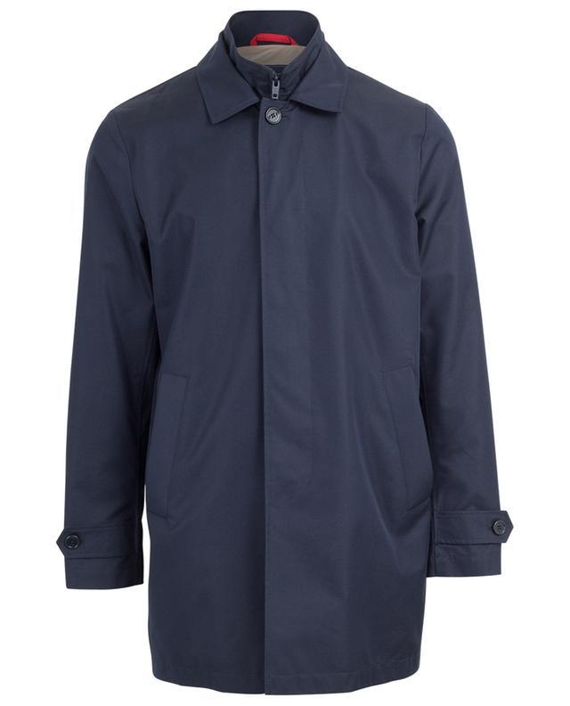 Cotton blend rain coat FAY