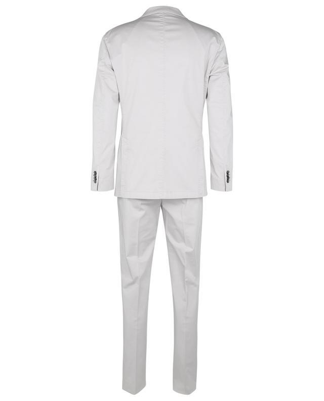Costume en coton stretch avec K. Jacket BOGLIOLI