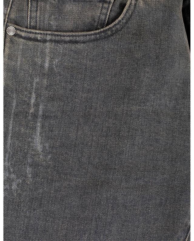 Ausgewaschene Jeans mit Paisley-Muster ETRO