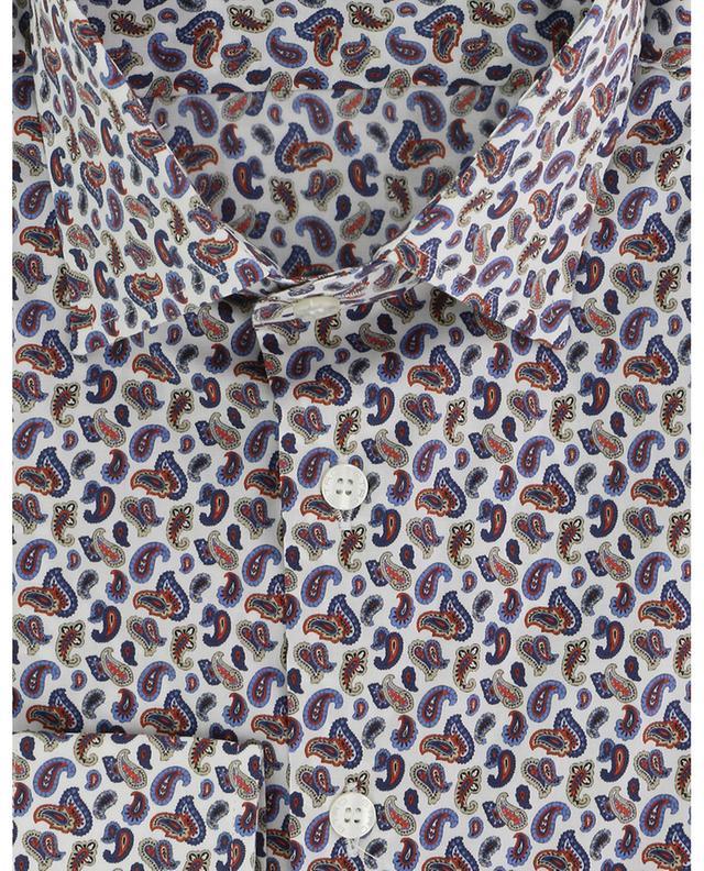 Chemise slim imprimée détails paisley Comfortetro ETRO