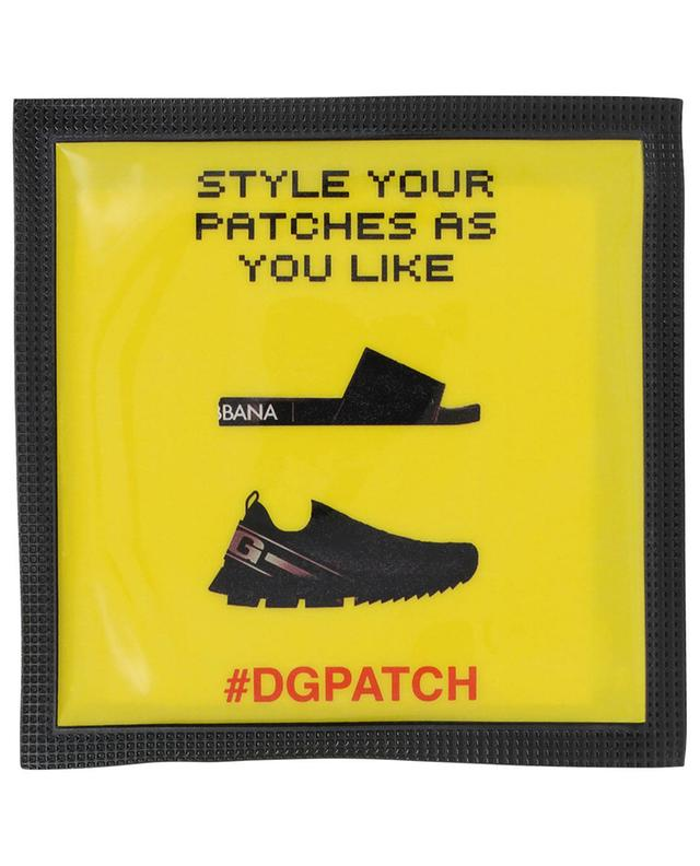 Patch chaussure #DGPATCH Amore DOLCE & GABBANA