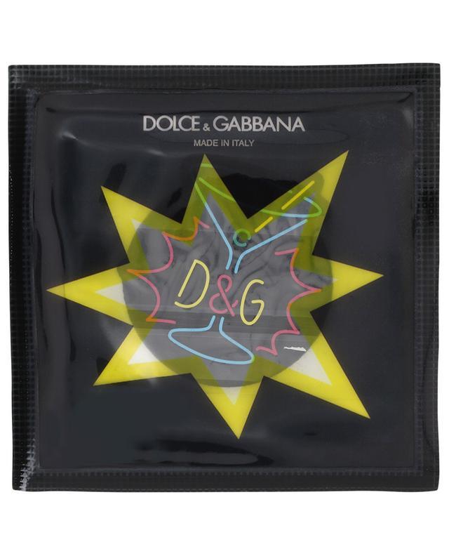 #DGPATCH D&G Cocktail shoe patch DOLCE & GABBANA