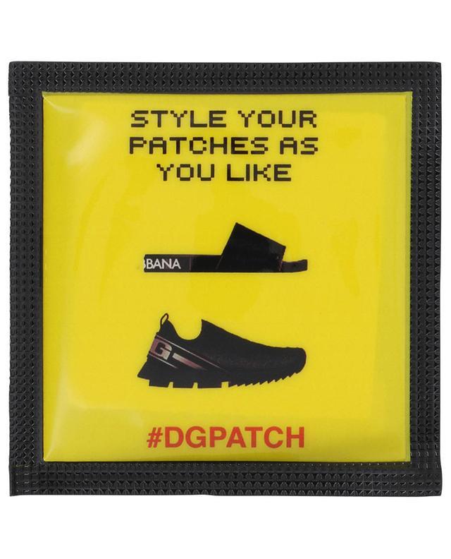 Patch chaussure #DGPATCH D&G Cocktail DOLCE & GABBANA