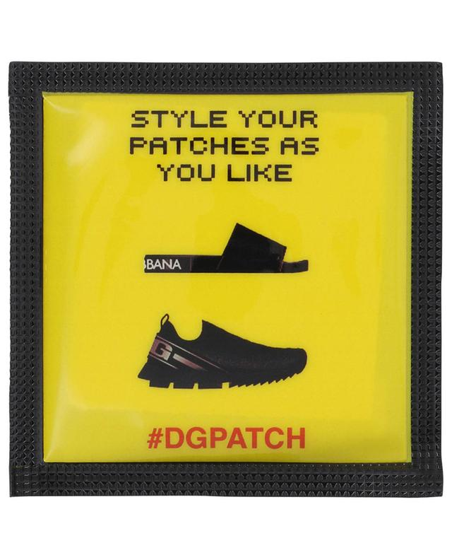 Patch chaussures #DGPATCH D&G Speech Bubble DOLCE & GABBANA