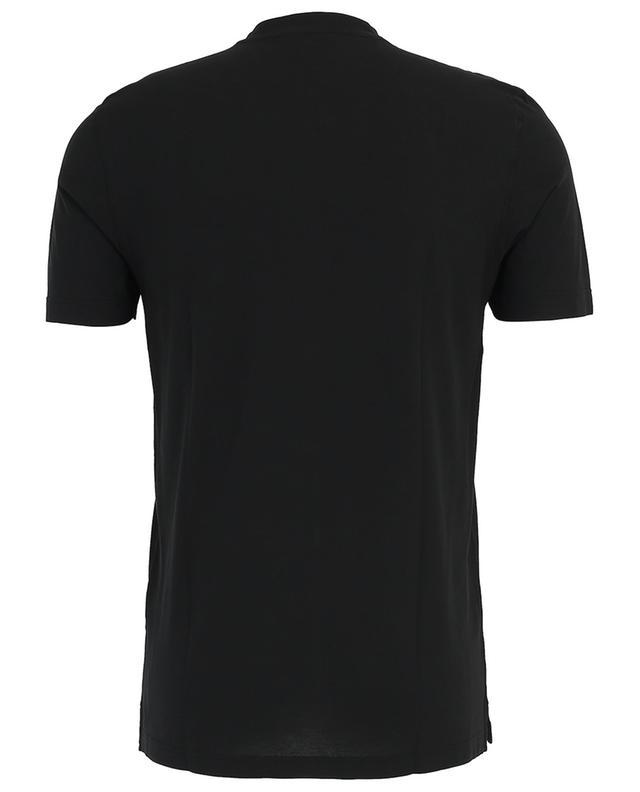T-shirt à col rond en coton fin BONGENIE GRIEDER