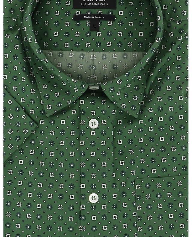 Cippi printed cotton and silk shirt A.P.C.