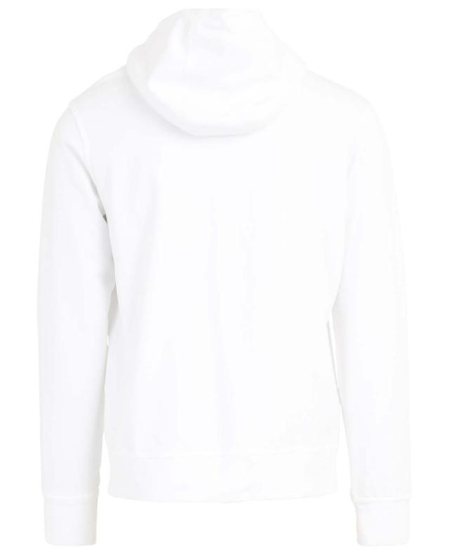Sweat-shirt à capuche en coton molletonné FEDELI