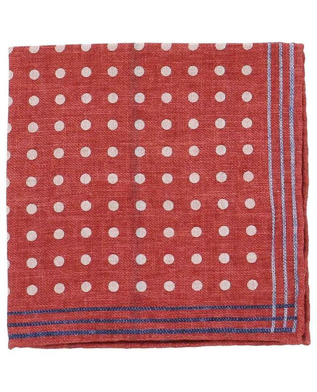 Pochette réversible en soie imprimée Easy ROSI COLLECTION