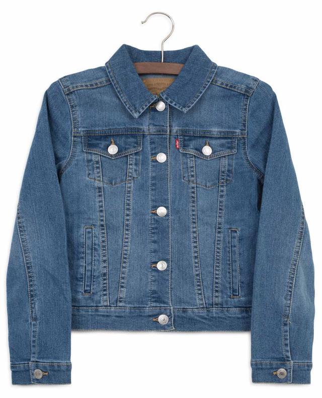 Trucker Nirvana jeans jacket LEVI'S KIDS